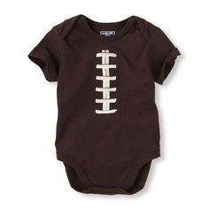 For The Little Ones:  Little Talker Bodysuit @TheChildren'sPlace