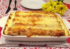 Hungarian Recipes, Hungarian Food, Lasagna, Pancakes, Food And Drink, Pizza, Cheese, Favorite Recipes, Meals