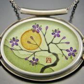 Plum Blossom | Ananda Khalsa Jewelry