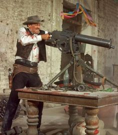 besmel-two:    William Holden in The Wild Bunch (1969) by Sam Peckinpah.