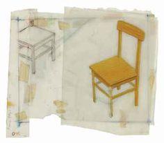 Francis Alys (b. Marlene Dumas, Robert Rauschenberg, Gerhard Richter, Fluxus, Painted Chairs, Art Auction, Art And Architecture, Contemporary Artists, Art Boards
