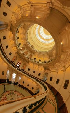 Take a free tour of the Texas State Capitol, the tallest capitol building in the country!