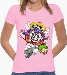T-shirt Donna, manica corta, rosa, qualità premium