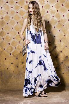 INDIGO STYLE ·   Summer   Fashion   Blues  