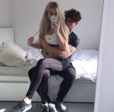Couple Posts💏 Relationship & lots of love💕 ask // couple // others // insta in my heart ♡. Perfect Couple, Love Couple, Couple Goals, Grunge Outfits, Anime Girls, Poses, Selfies, Bae, Young Love