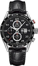 TAG Heuer Carrera Calibre 1887 Automatic Chronograph 100 M - 43 mm CAR2A10.FC6235 TAG Heuer watch price
