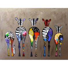 Zebra Pop Art Oil paintings canvas Hand painted Andy Warhol Wall Art Pictures Animals Cuadros Home Decoracion For Living Room(China (Mainland)) Zebra Painting, Oil Painting Abstract, Diy Painting, Zebra Art, Painting Canvas, Abstract Canvas, Painting Prints, Zebra Decor, Giraffe Art