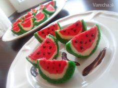 Nepečené melóniky (fotorecept) - Recept