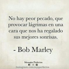 Luv you Bob Marley Words Quotes, Wise Words, Me Quotes, Sayings, Mommy Quotes, Ex Amor, Frases Love, Quotes En Espanol, Love Phrases