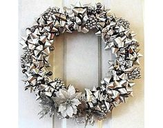 Package Bow Wreath  bad link but looks easy enough