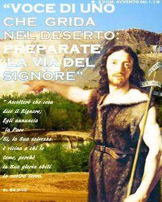 PAROLA Anno Liturgico B: B - 2 DOM. AVVENTO