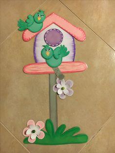 Princess Peach, Envelope, Jar, Spring, Kids, Decor, Little Birds, Scrappy Quilts, Ideas