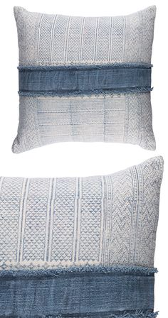 Patterns are a great way to add character and depth to your décor, and this Ancient Ravine Throw Pillow is no exception. Featuring a navy stripe in the center, this pillow offers a duo of patterns—one ...  Find the Ancient Ravine Throw Pillow, as seen in the The Bohemian Naturalist Collection at http://dotandbo.com/collections/the-bohemian-naturalist?utm_source=pinterest&utm_medium=organic&db_sku=118121