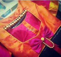 Simple Blouse Designs, Stylish Blouse Design, Bridal Blouse Designs, Blouse Neck Designs, Blouse Designs Catalogue, Designer Blouse Patterns, Saree Blouse, Bling Sandals, Pocket Princesses