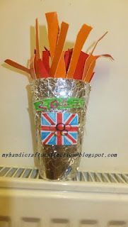 Olympic Torch from Colourful Imaginations