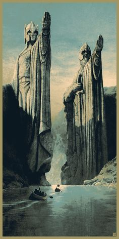 Matt Ferguson - The Argonath