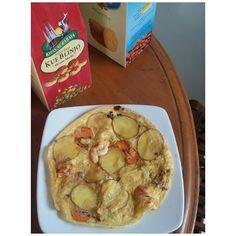 Pottatooo omeleteeeee