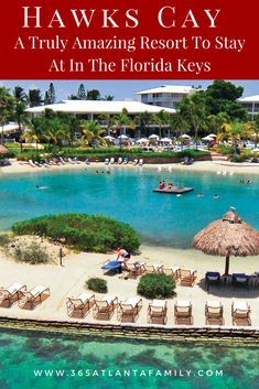 If you are looking for fun, relaxation, beautiful views and a truly amazing time you want to stay at Hawks Cay in the Florida Keys!
