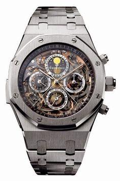 Audemars Piguet Royal Oak Grand Complication $741,600