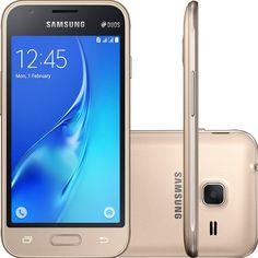 Smartphone Samsung Galaxy J1 Mini Dual - Americanas.com