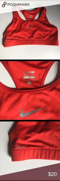 Nike Dri Fit Sports Bra Great Condition. Nike Intimates & Sleepwear Bras