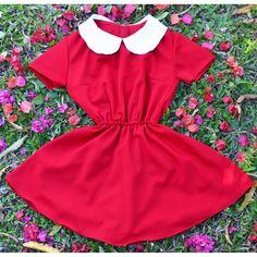 Vestido Vintage Doll Rosa Confira muito mais em nosso site Oficial www.surpreendastore.com  #vestidoretro #vestidovintage #modavintage #modaretro #pinup #lookretro #loveretro #pinups #pinupgirl #lifestyle estilopinup
