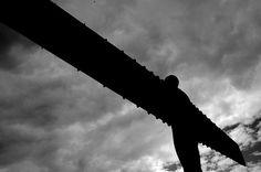 The Angel of the North Angel Of The North, Antony Gormley, Contemporary Sculpture, Newcastle, Around The Worlds, England, Explore, Architecture, City