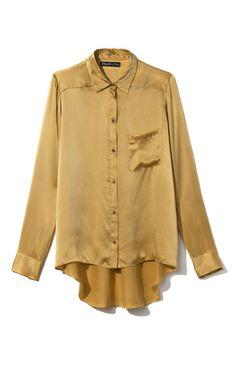 Shawn Shirt by Elizabeth and James for Preorder on Moda Operandi