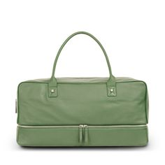 Vintage Army Green Duffle