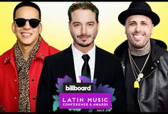 Who Will Win Hot Latin Songs Artist of the Year, Male: Daddy Yankee, J Balvin, Nicky Jam or Maluma? Vote!