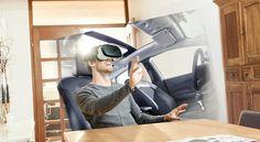 Realidad virtual Ford, un paso más hacia el futuro - http://autoproyecto.com/2017/03/realidad-virtual-ford.html?utm_source=PN&utm_medium=Pinterest+AP&utm_campaign=SNAP