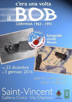 A Saint Vincent una mostra che fa rivivere i fasti del bob della Val d'Aosta e della pista di Cervinia - Neve Italia