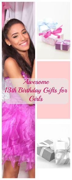 Of the Coolest Birthday Gifts for Girls. The best birthday gifts for girls are those that recognize the milestone of turning Birthday Gifts For Boys, Best Friend Birthday, Teen Birthday, 13th Birthday, Birthday Cakes, Birthday Ideas, Best Gifts For Him, Unique Gifts For Her, Best Friend Gifts
