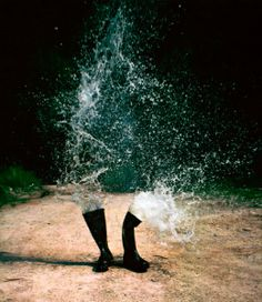 TheHistorialist: I'M GOING TO EXPL... | 1986 | WATER BOOTS BY ROMAN SIGNER |