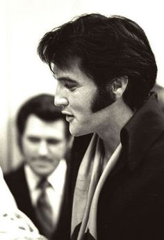 Elvis Press Conference 1969 . Mr PERFECT <3<3<3
