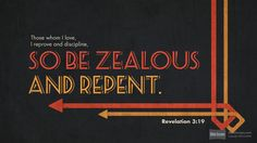 Be Zealous And Repent | New City Church