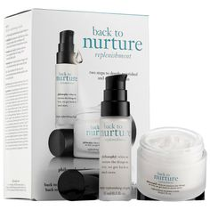 Get back to nurture with this replenishing kit!