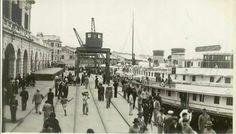 Puertos de asuncion años 20