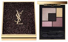 YSL Black Addiction Couture Palette, AW15 new beauty launches :)