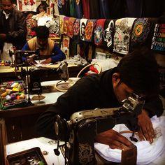 Shop in nepal