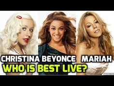 Worst Female Singers vs Divas Part 2 - YouTube