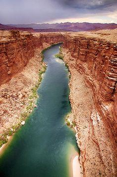 Colorado River   Arizona (by Karen Peters Ellingson)