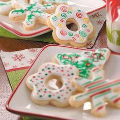 Best Ever Sugar Cookies.