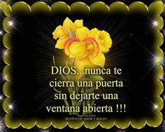 SUEÑOS DE AMOR Y MAGIA: Gracias Dios