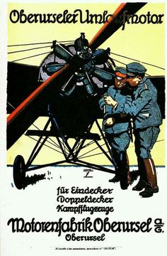 Manufacturers Poster