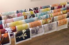 Prints drying 2