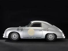 Porsche 356-silver