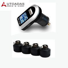 69.99$  Buy here - http://ali2wu.worldwells.pw/go.php?t=32635365310 - Car TPMS with 4 external sensors PSI/BAR tyre pressure monitoring system with USB Diagnostic Tools  diagnostic toolt tpms psi 69.99$