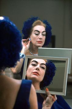 Joan Crawford Hollywood, Kalifornien, 1959 | © Schirmer/Mosel Verlag