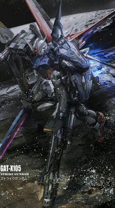 Arte Gundam, Gundam 00, Gundam Wing, Arte Robot, Robot Art, Gundam Tutorial, Battle Robots, Cyberpunk Rpg, Mecha Suit